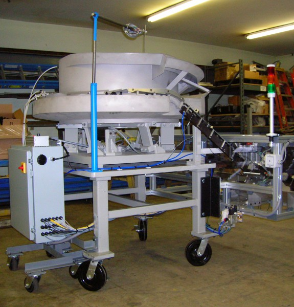 Automated beef clip machine