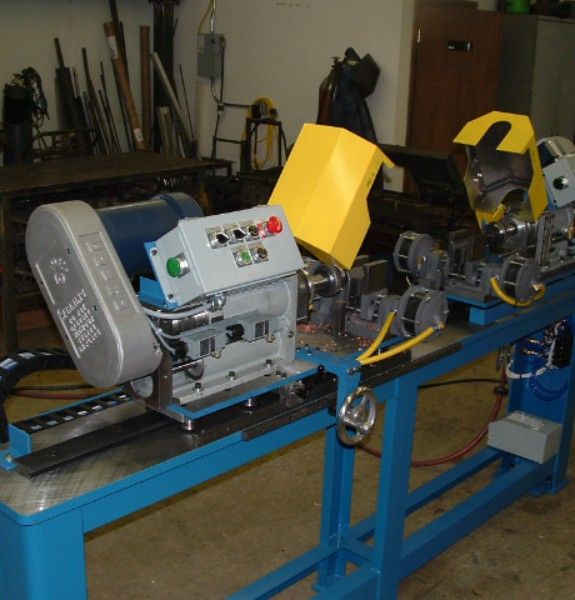 Automated Definning machine