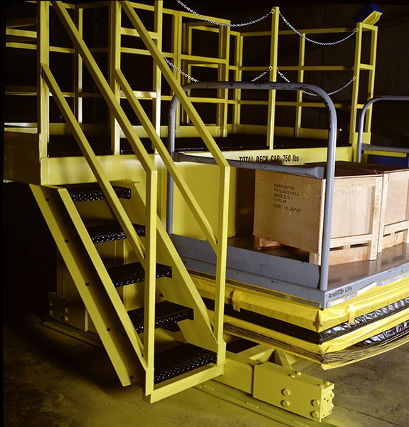 Powered travelling Assembly Platform